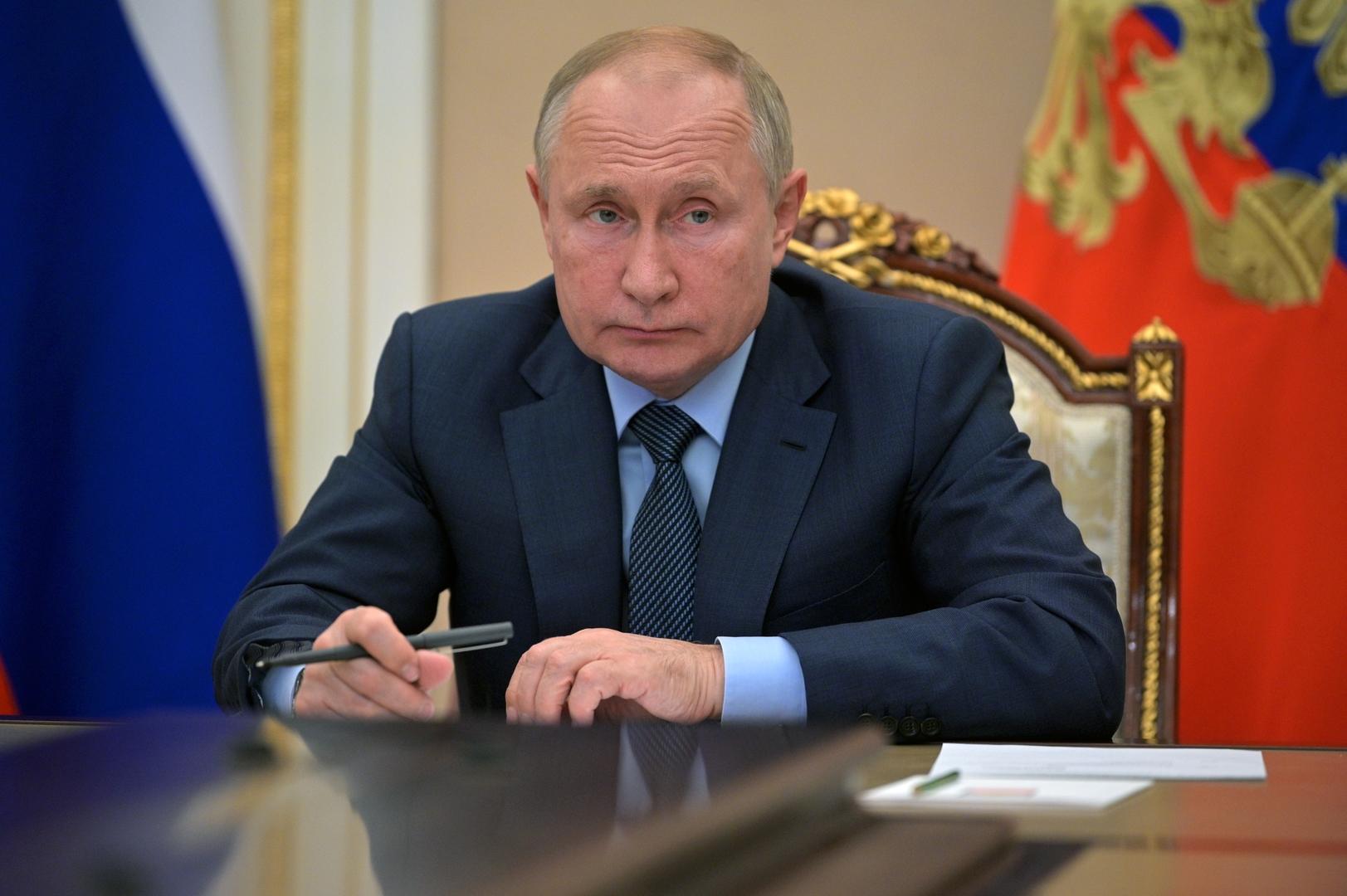 بوتين: من مصلحتنا عدم حدوث أي تقلبات في الولايات المتحدة