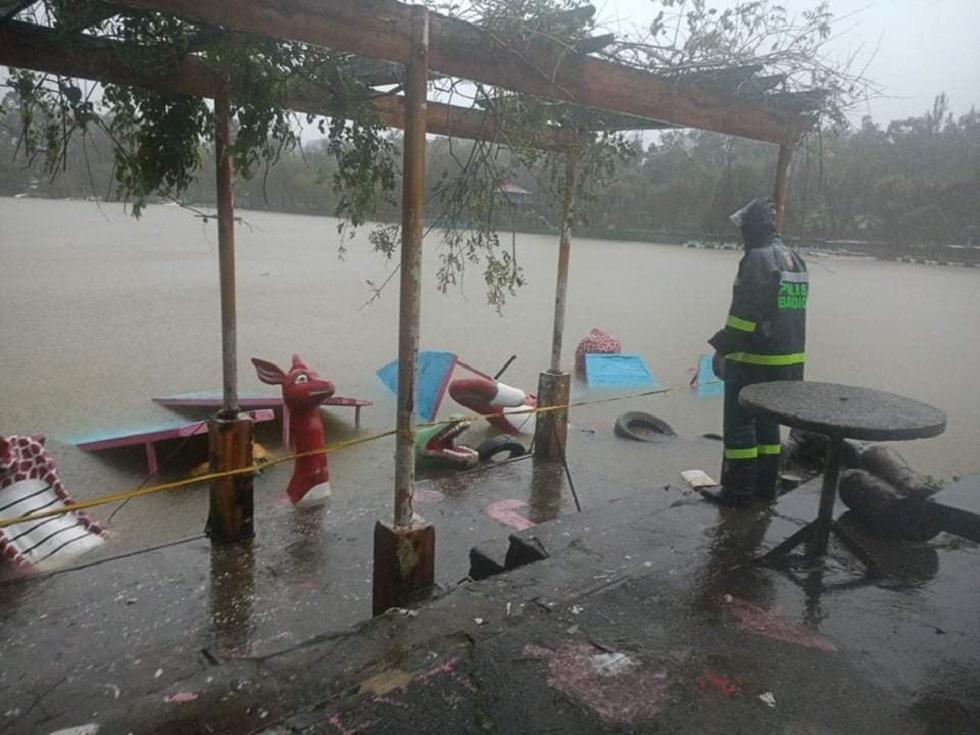 ارتفاع حصيلة ضحايا إعصار