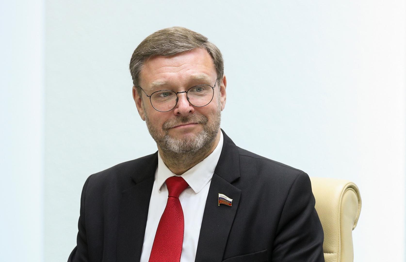 كوساتشوف: التصريحات الأمريكية حول الصواريخ الروسية في أوروبا لا أساس لها