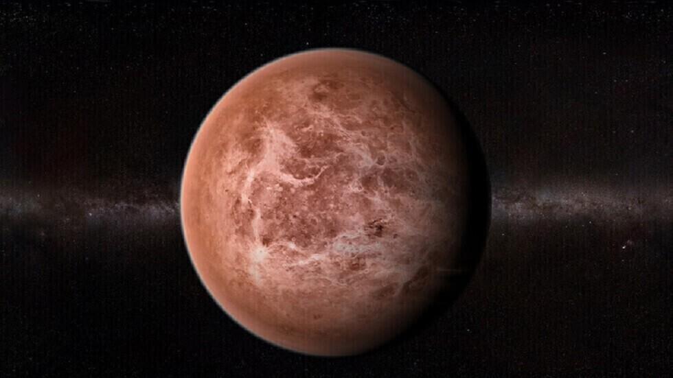 صورة تعبيرية لكوكب الزهرة