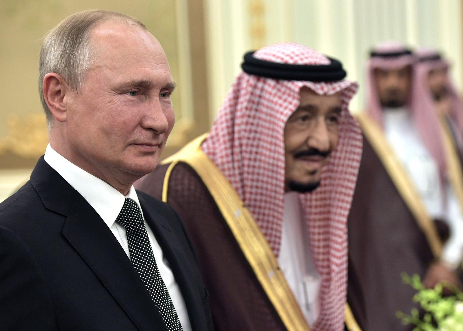 حول طبيعة العلاقات الروسية مع الإمارات والسعودية.. بوتين يتحدث عن مجالات تعاون واعدة مع البلدين