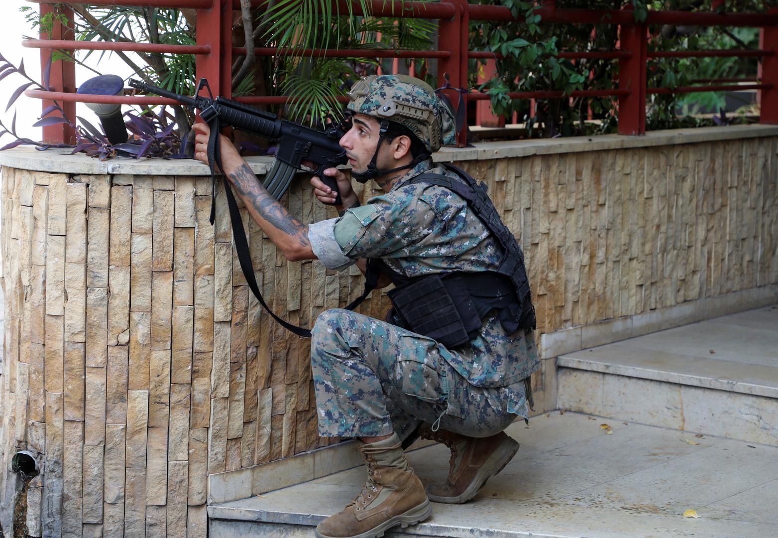 الجيش اللبناني يعلق على أحداث الطيونة