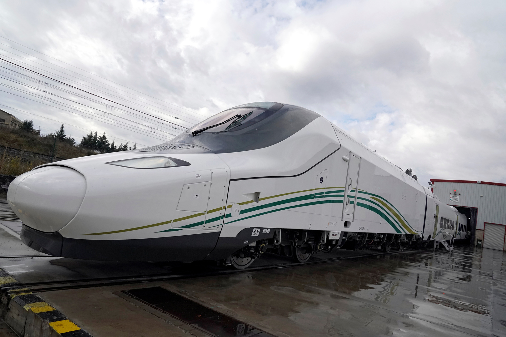 قطار فائق السرعة يربط بين السعودية والإمارات ومن المتوقع جاهزيته في العام القادم