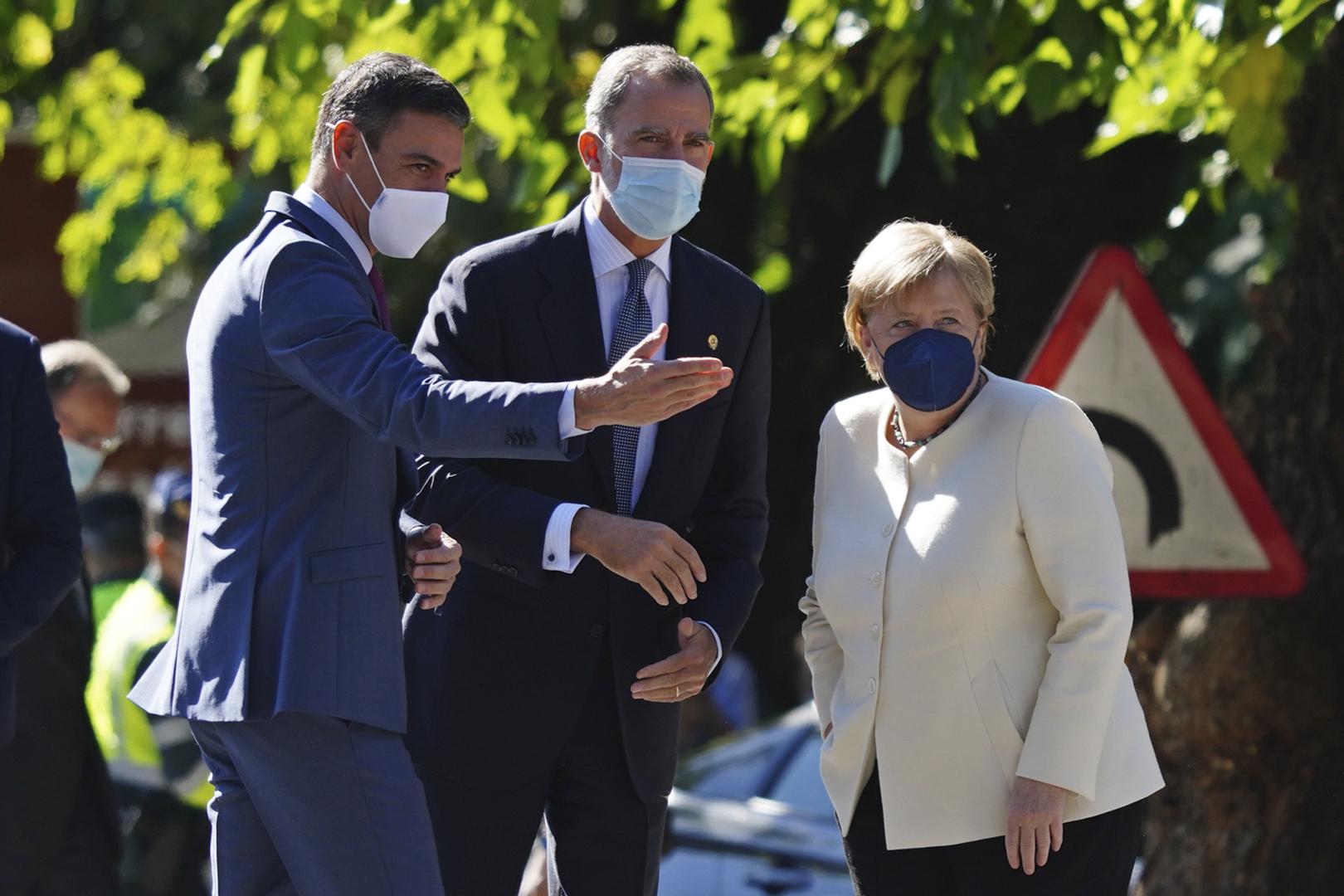 ميركل: تحقيق أهداف الاتحاد الأوروبي بشأن المناخ