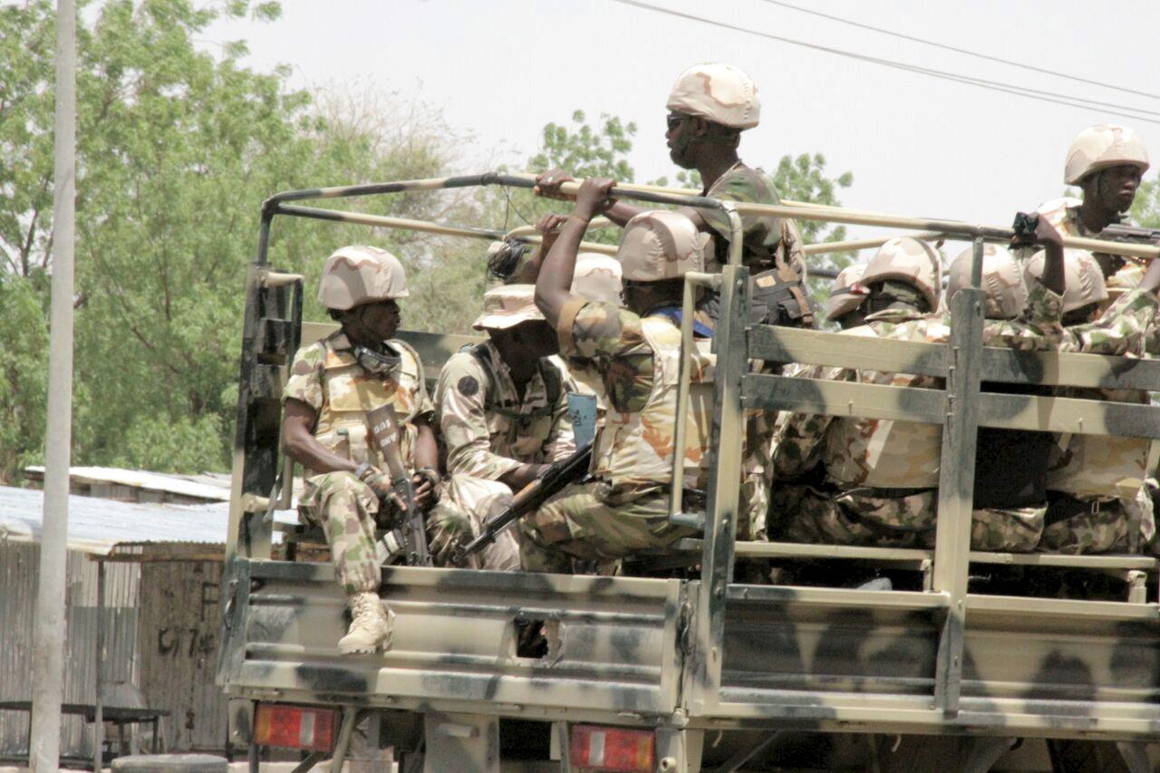 الجيش النيجيري:  أبو مصعب البرناوي