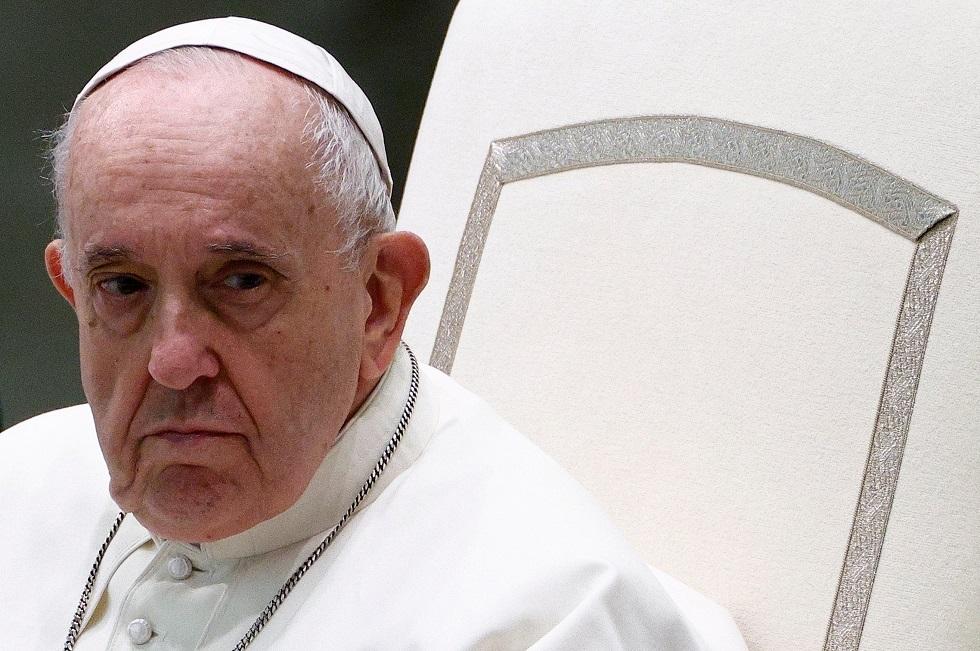 البابا: الإجهاض جريمة قتل