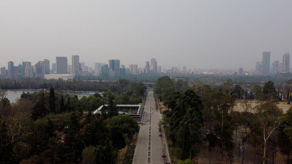 العاصمة المكسيكية مكسيكو.