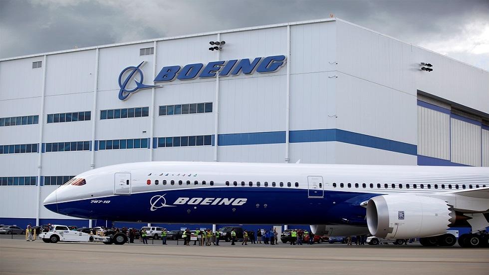 طائرة دريملاينر لشركة بوينغ