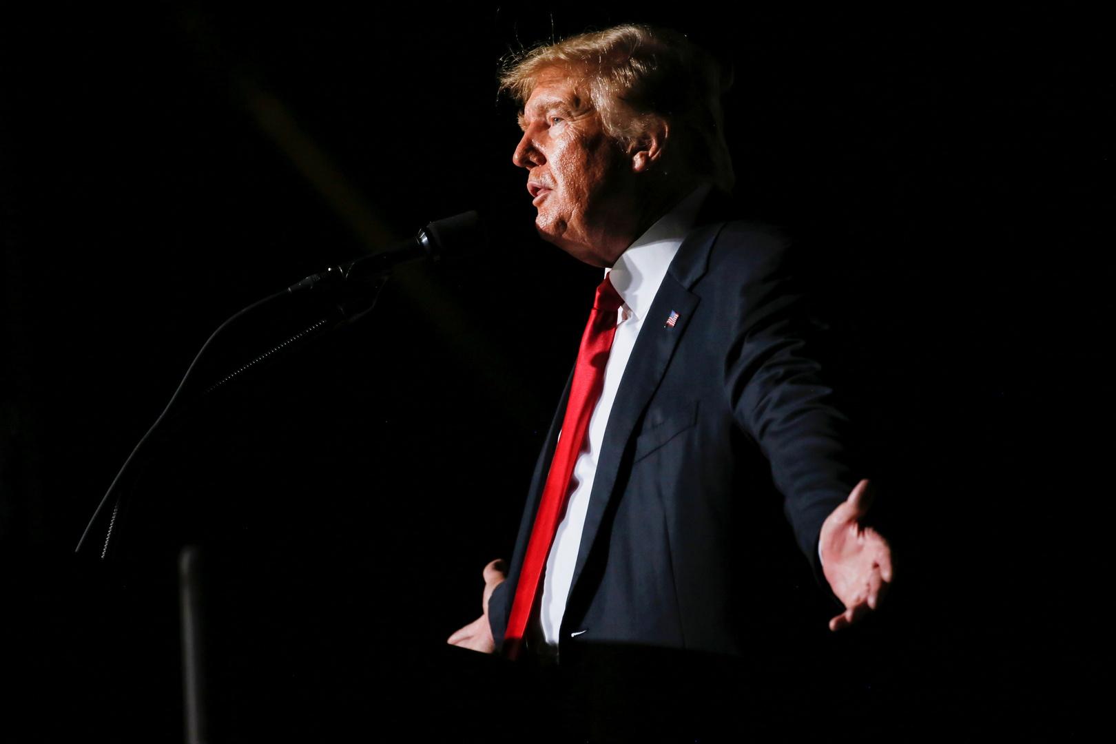 ترامب مطلوب للشهادة بأمر قضائي في دعوى عنف