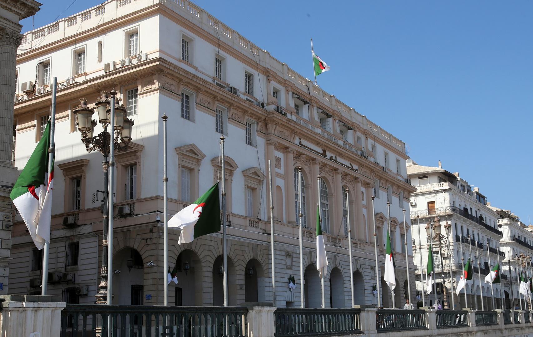 الجزائر تقول إن وكالة الصحافة الفرنسية