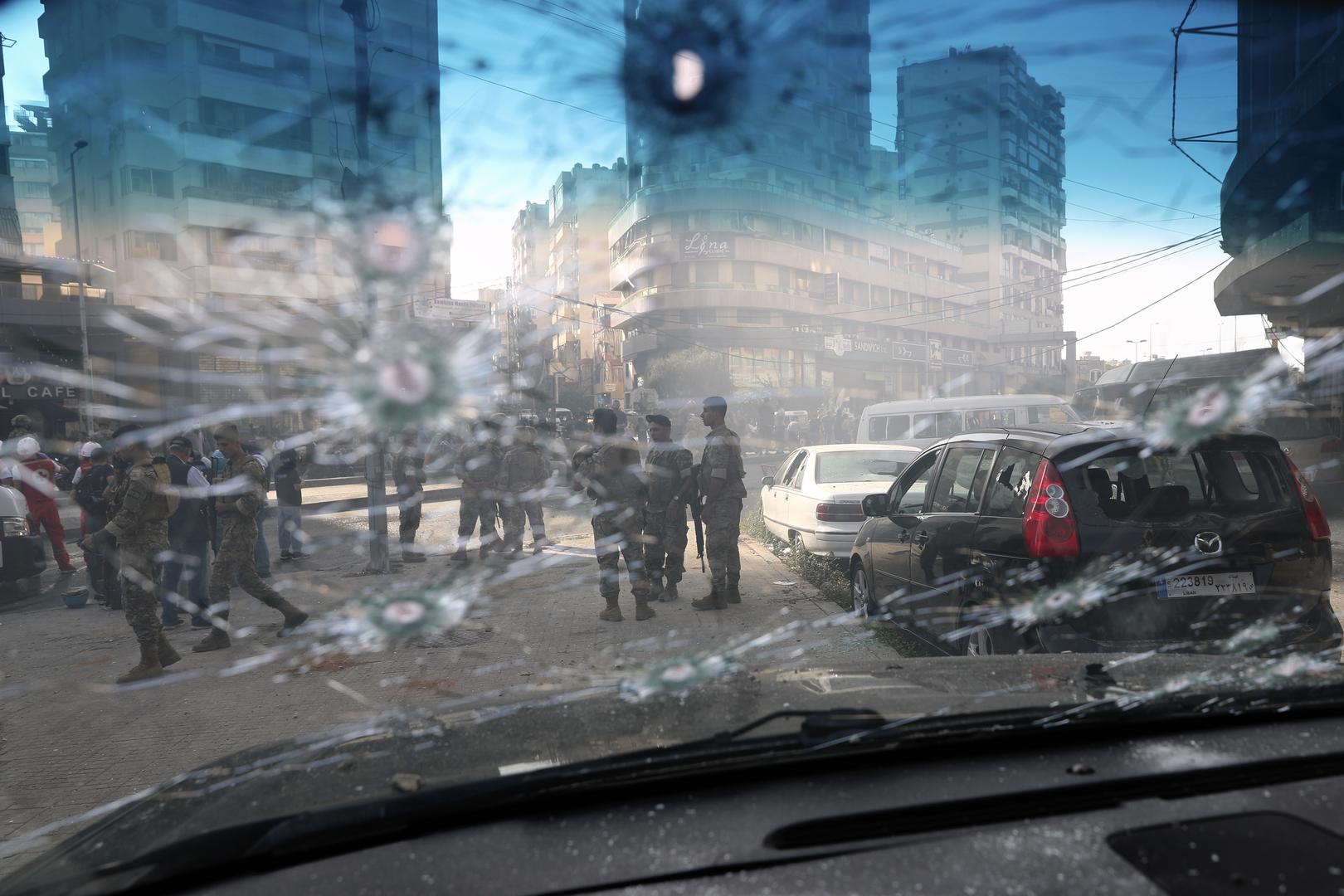 موسكو: ندعو جميع الساسة في لبنان إلى ضبط النفس ونأمل بأن تتمكن الحكومة من احتواء التصعيد الحالي