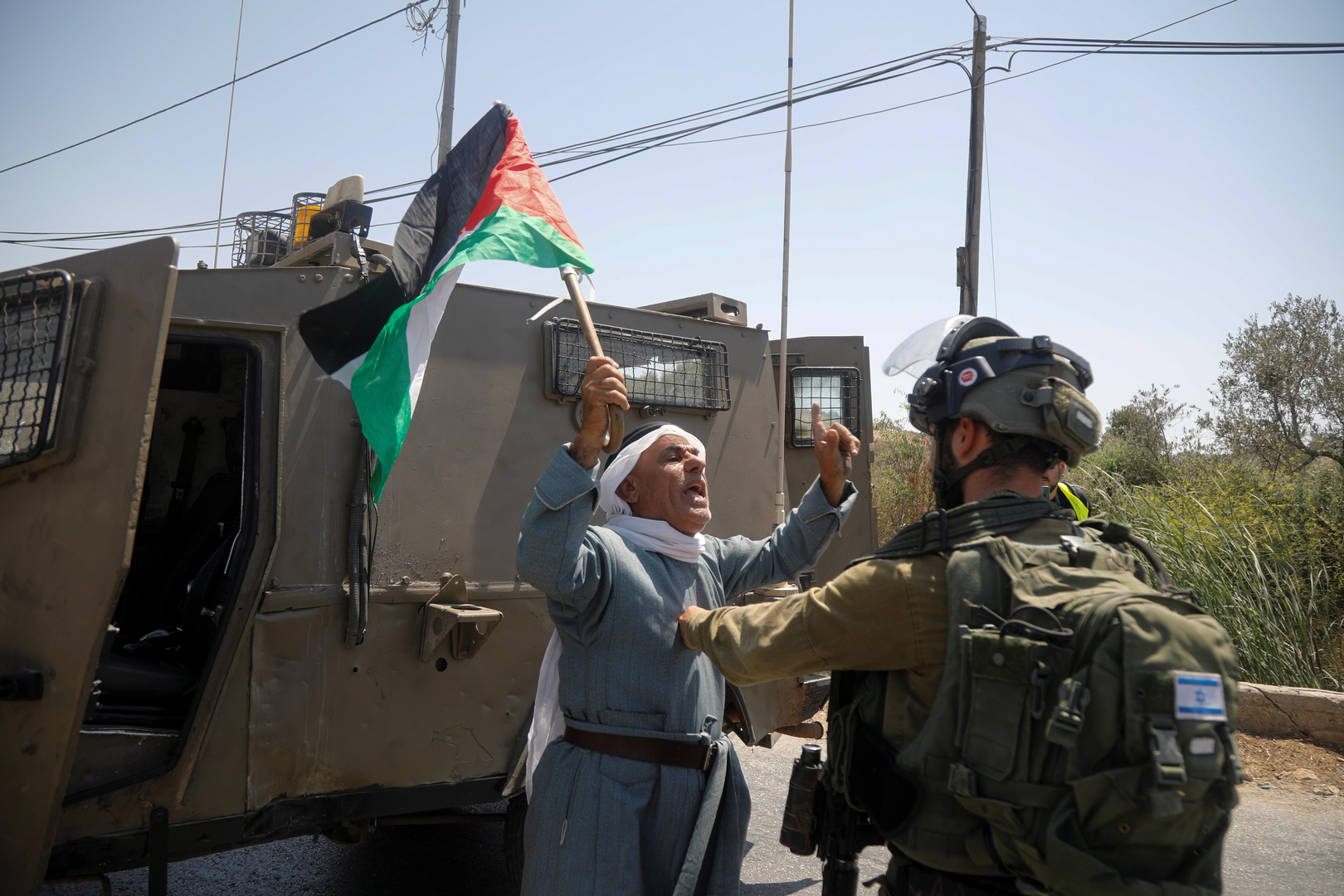 الرئاسة الفلسطينية تحذر من الخطط الاستيطانية التي يتم الإعداد لتنفيذها في محيط القدس