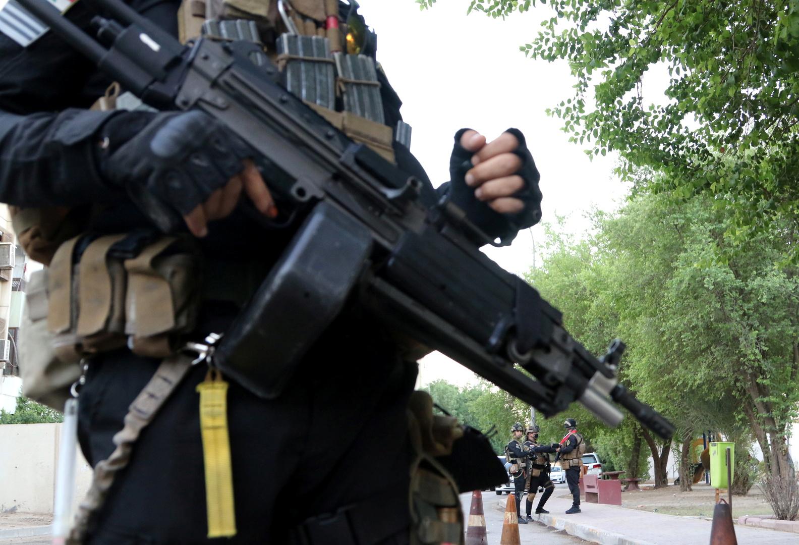 العراق.. الجهات المختصة تعلن القبض على أخطر خلية لعصابات