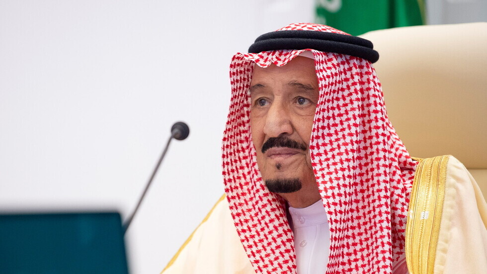 العاهل السعودي، الملك سلمان بن عبد العزيز آل سعود.