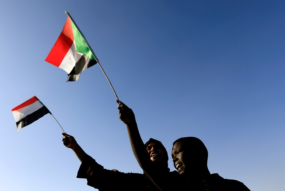 أعلام السودان