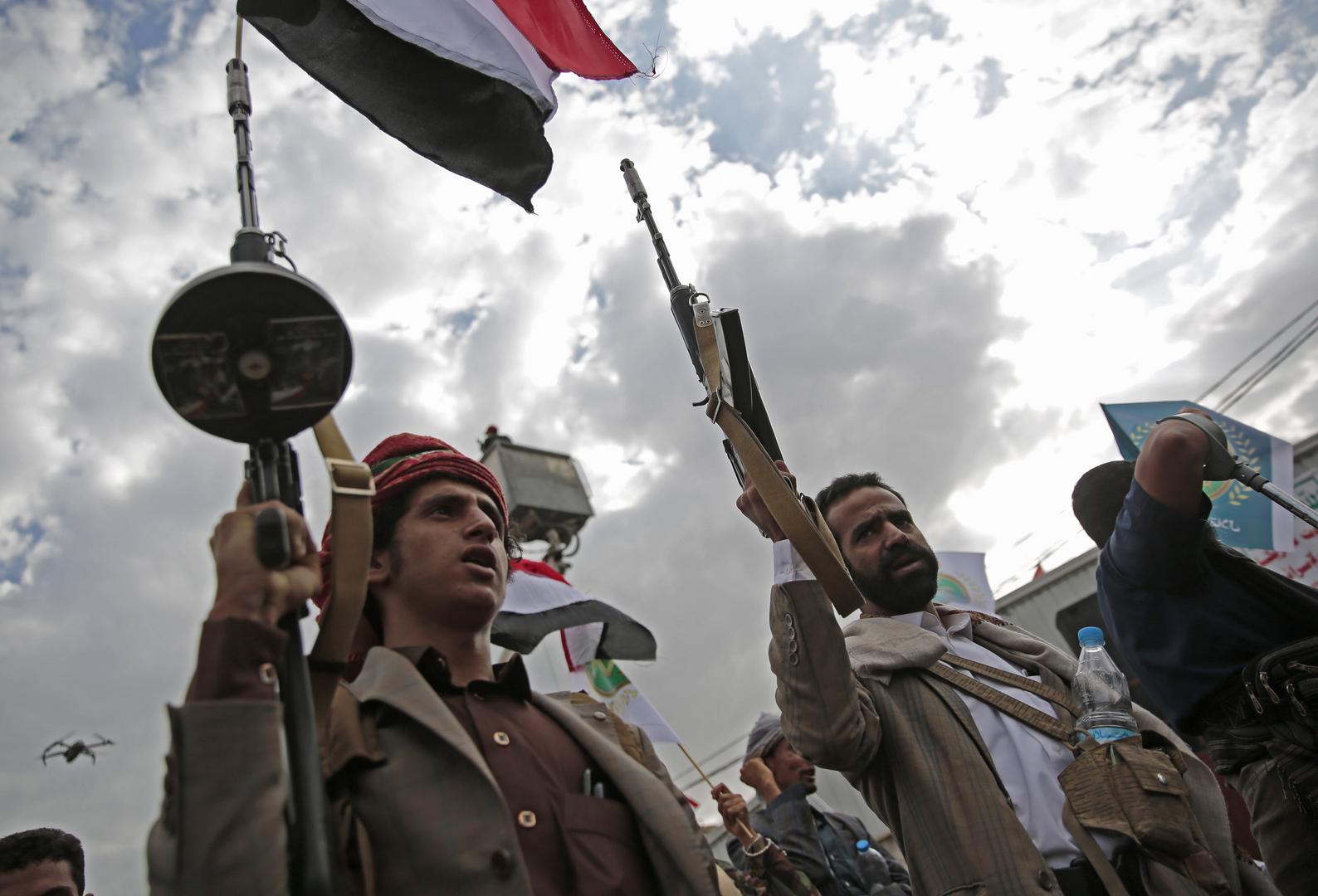 الحوثيون يحددون المسؤول عن تفجيرات المساجد بأفغانستان ويدينون
