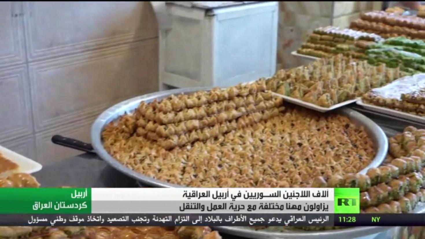 السوريون في أربيل.. حرية بالعمل والتنقل