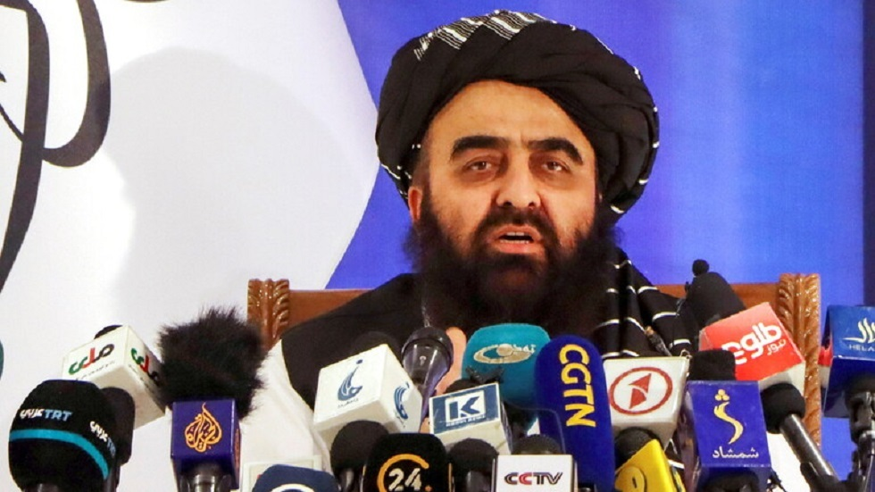 القائم بأعمال وزير الخارجية الأفغاني أمير خان متقي