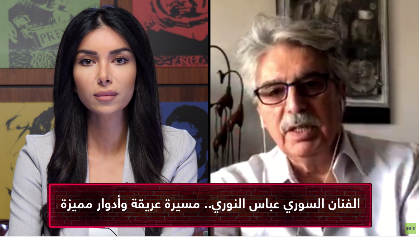 عباس النوري: الدراما السورية تحتاج سوقا وأنا أقرب للأسف تجاه تجسيدي شخصية