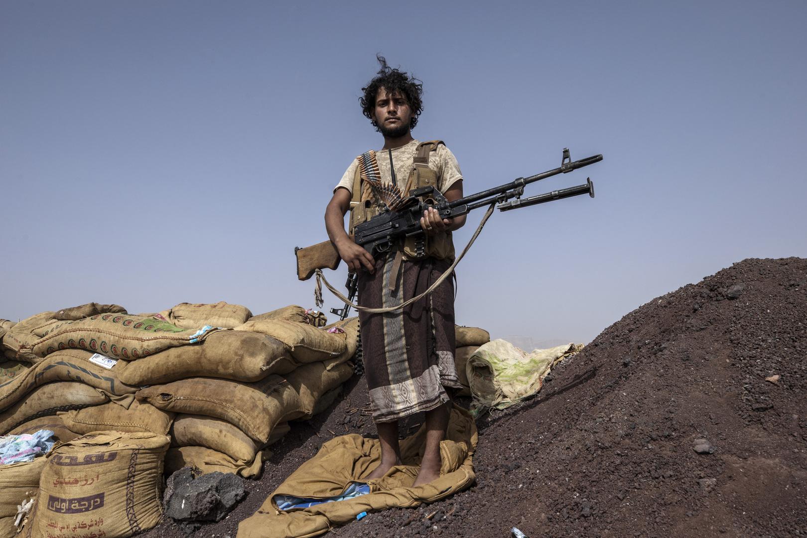 الحوثيون يعلنون سيطرتهم على عدد من المديريات في مأرب وشبوة