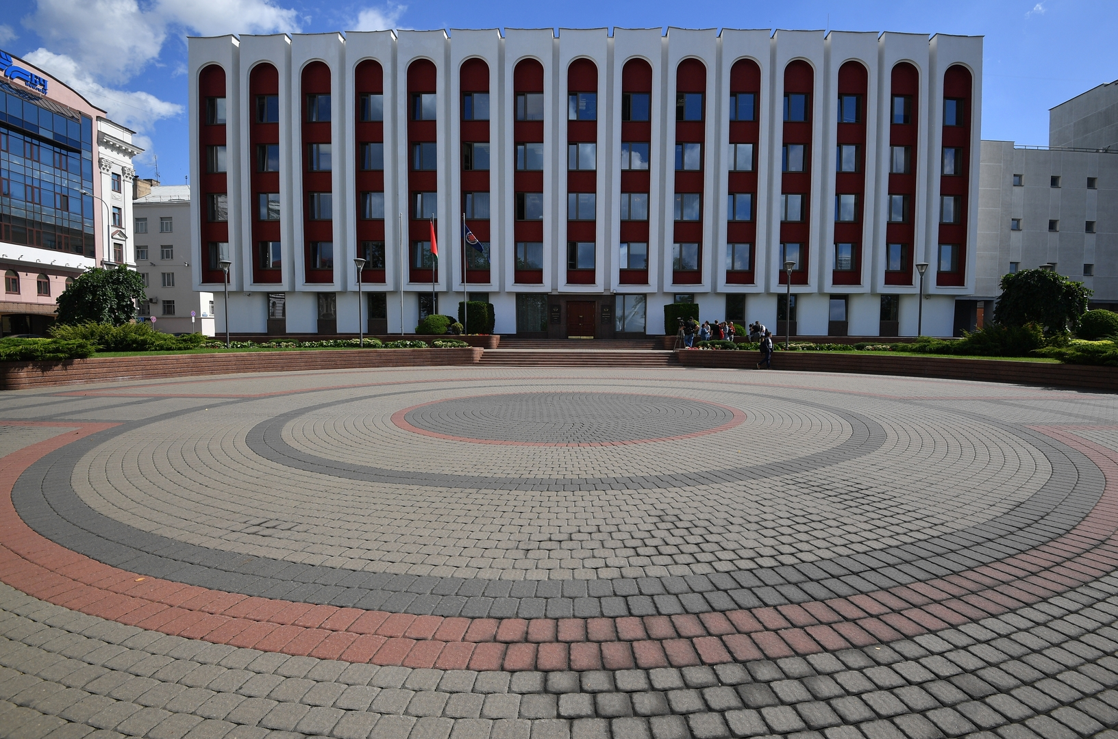 وزارة الخارجية البيلاروسية.