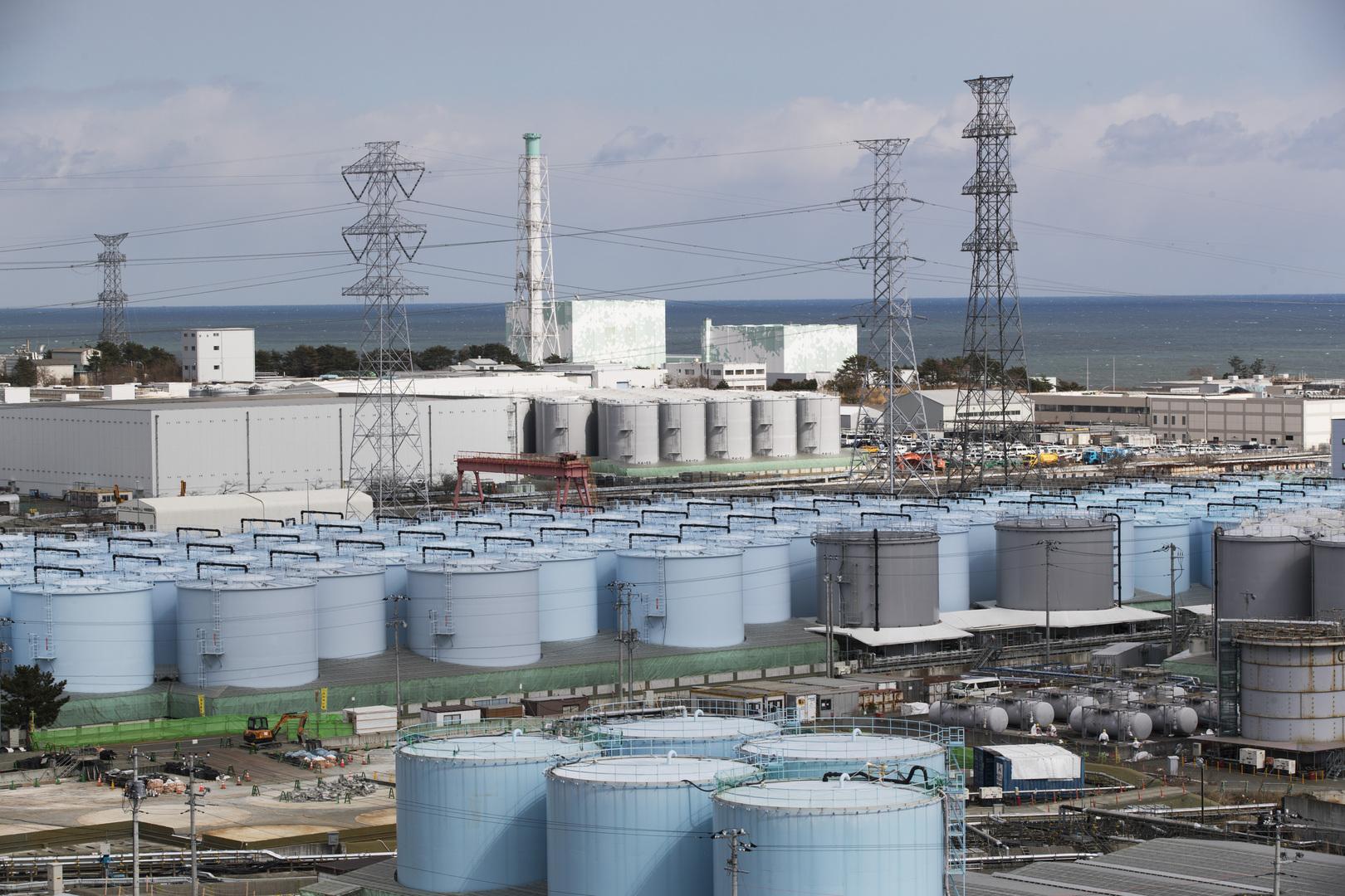 سيئول قلقة من خطط طوكيو تصريف المياه المشعة من فوكوشيما في البحر