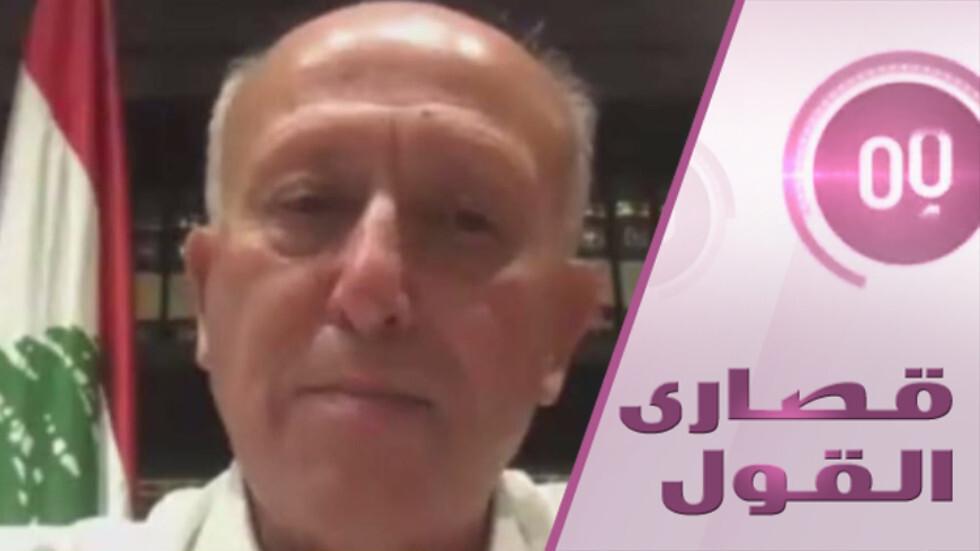 """أشرف ريفي يعلن عن قيام جبهة """"مقاومة حزب الله""""!"""