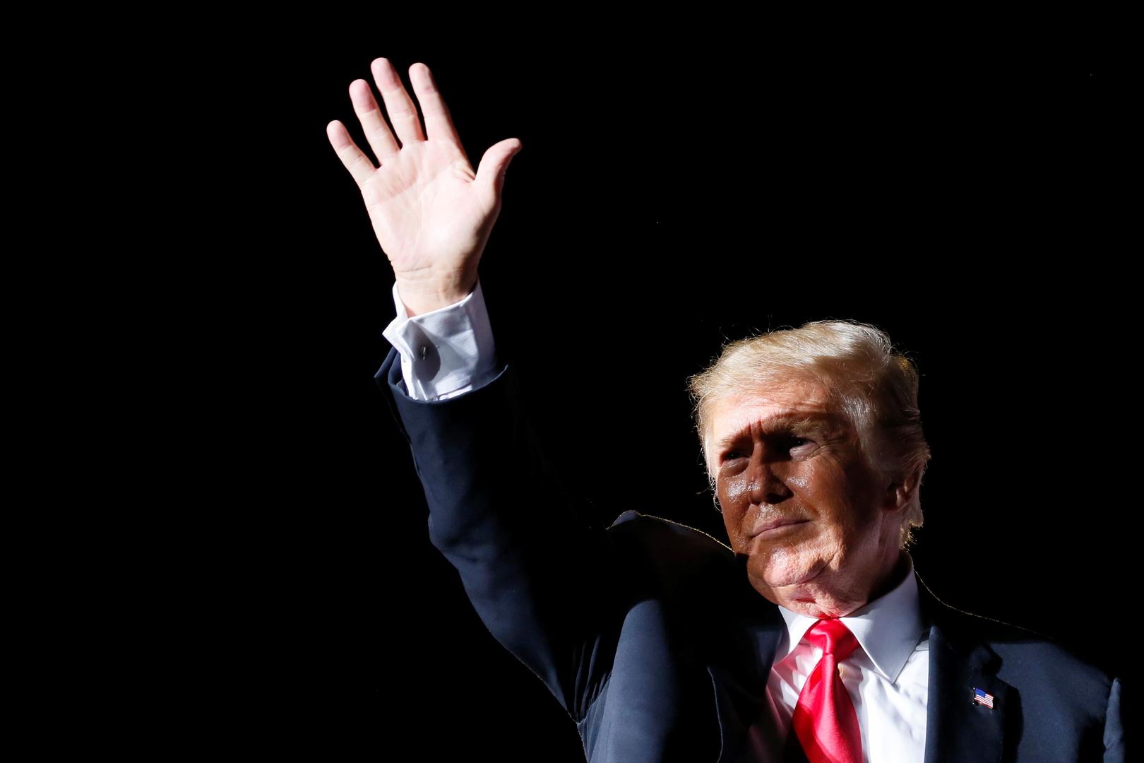 وسائل إعلام: هاكر تركي يخترق موقع ترامب الإلكتروني وينشر فيه آية قرآنية
