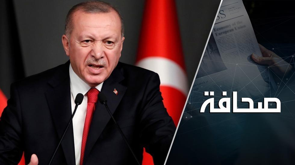 أردوغان لبوتين وبايدن: