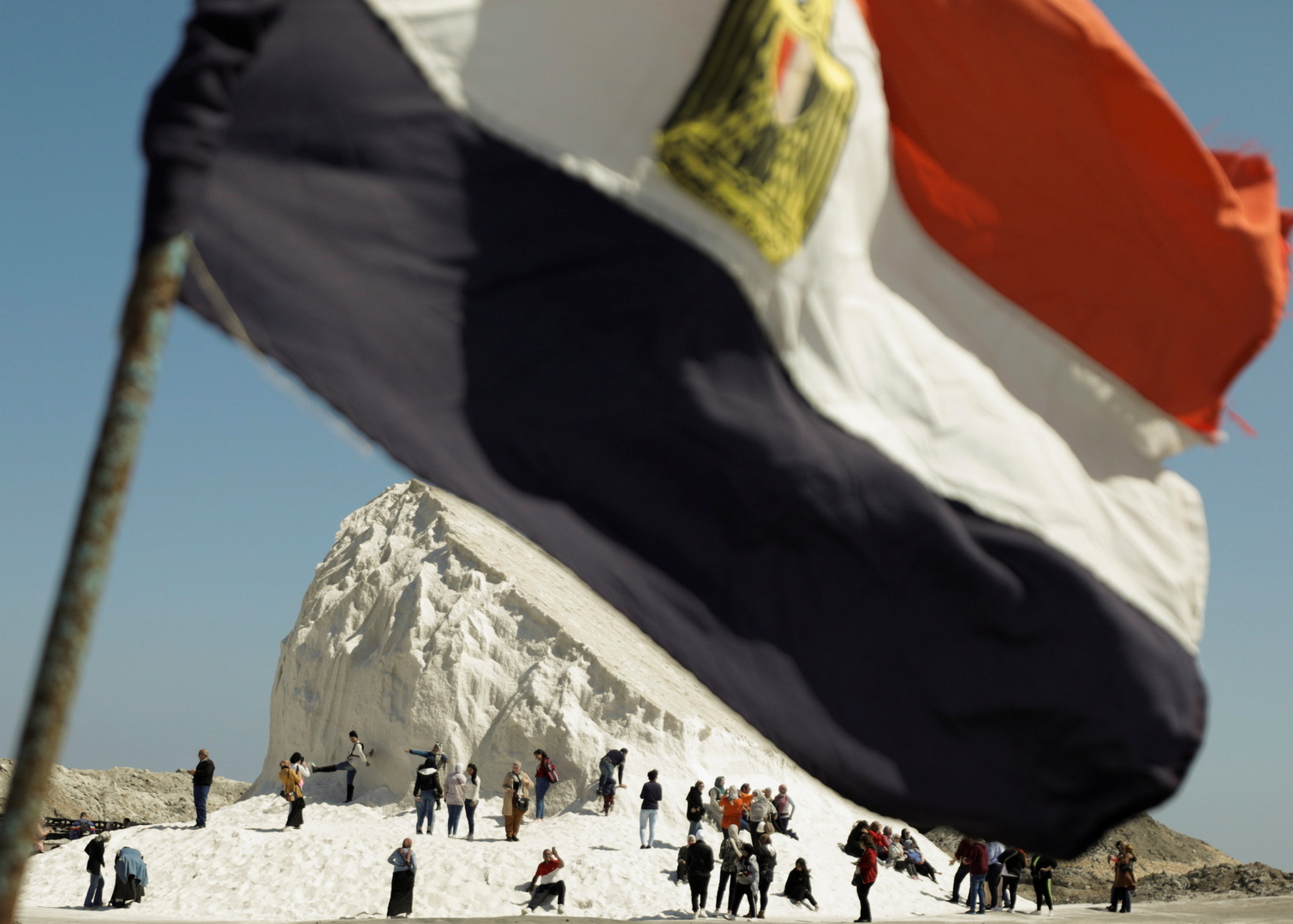 مصر.. نقابة الصحفيين تحيل المستشارة الإعلامية لوزير السياحة للتأديب