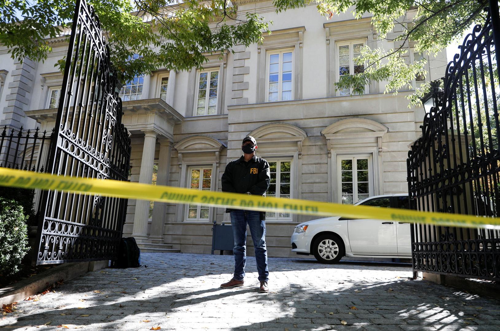 مكتب التحقيقات الفدرالي الأمريكي يفتش منازل لأقرباء الملياردير الروسي ديريباسكا
