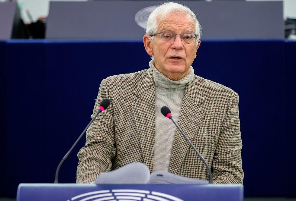 مفوض الاتحاد الأوروبي للشؤون الخارجية والأمن جوزيب بوريل