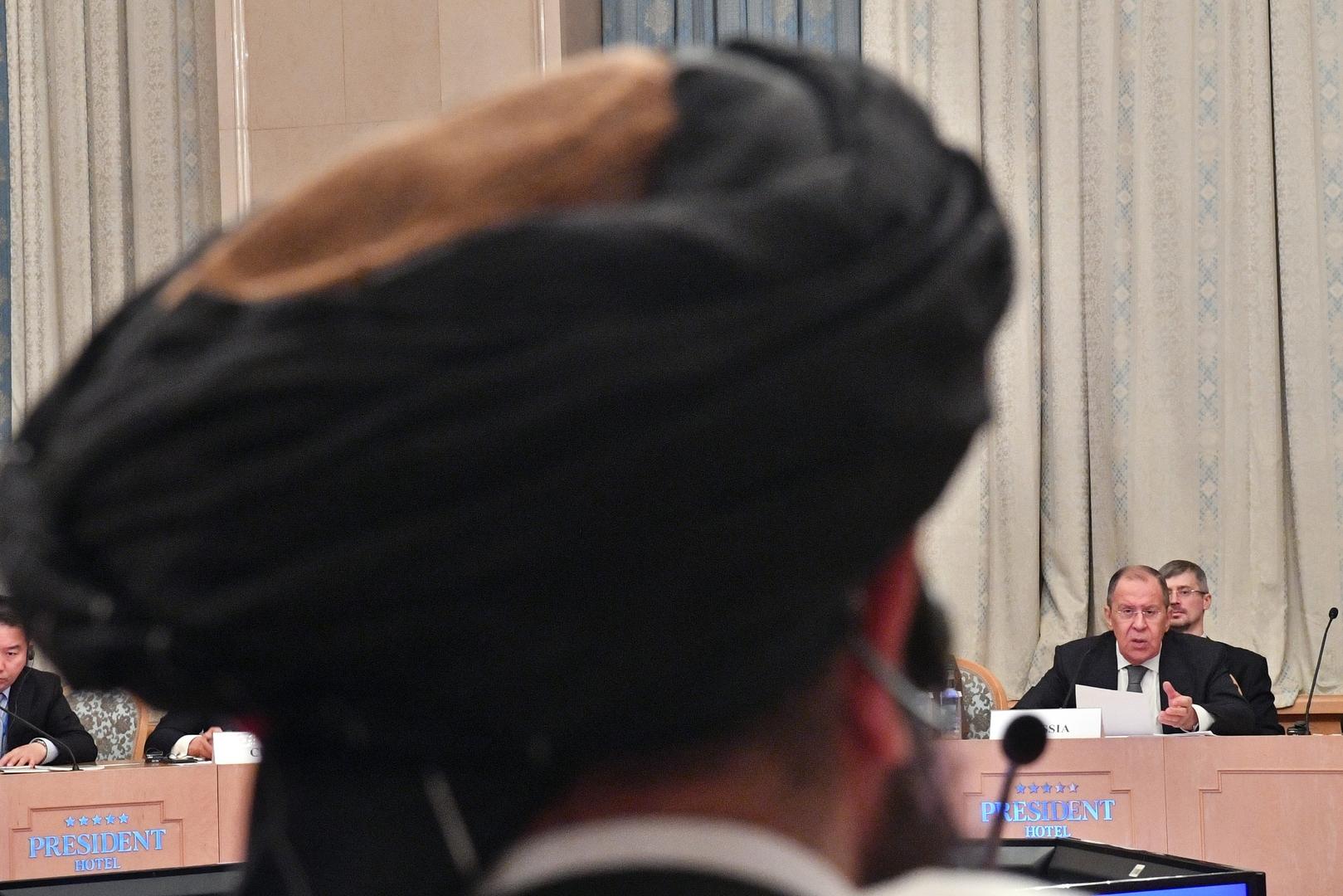 لافروف: الوضع في أفغانستان ليس مستقرا لكن لا بديل لتوزان القوى الحالي في المستقبل المنظور
