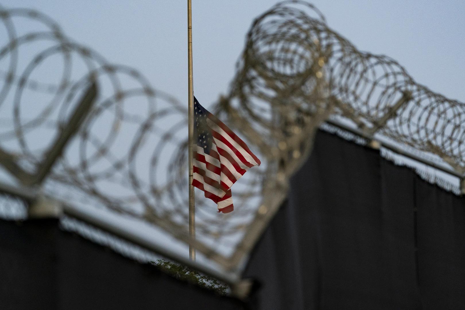 إغلاق قاعدة للبحرية الأمريكية في ماريلند بسبب تهديد بوقوع تفجير