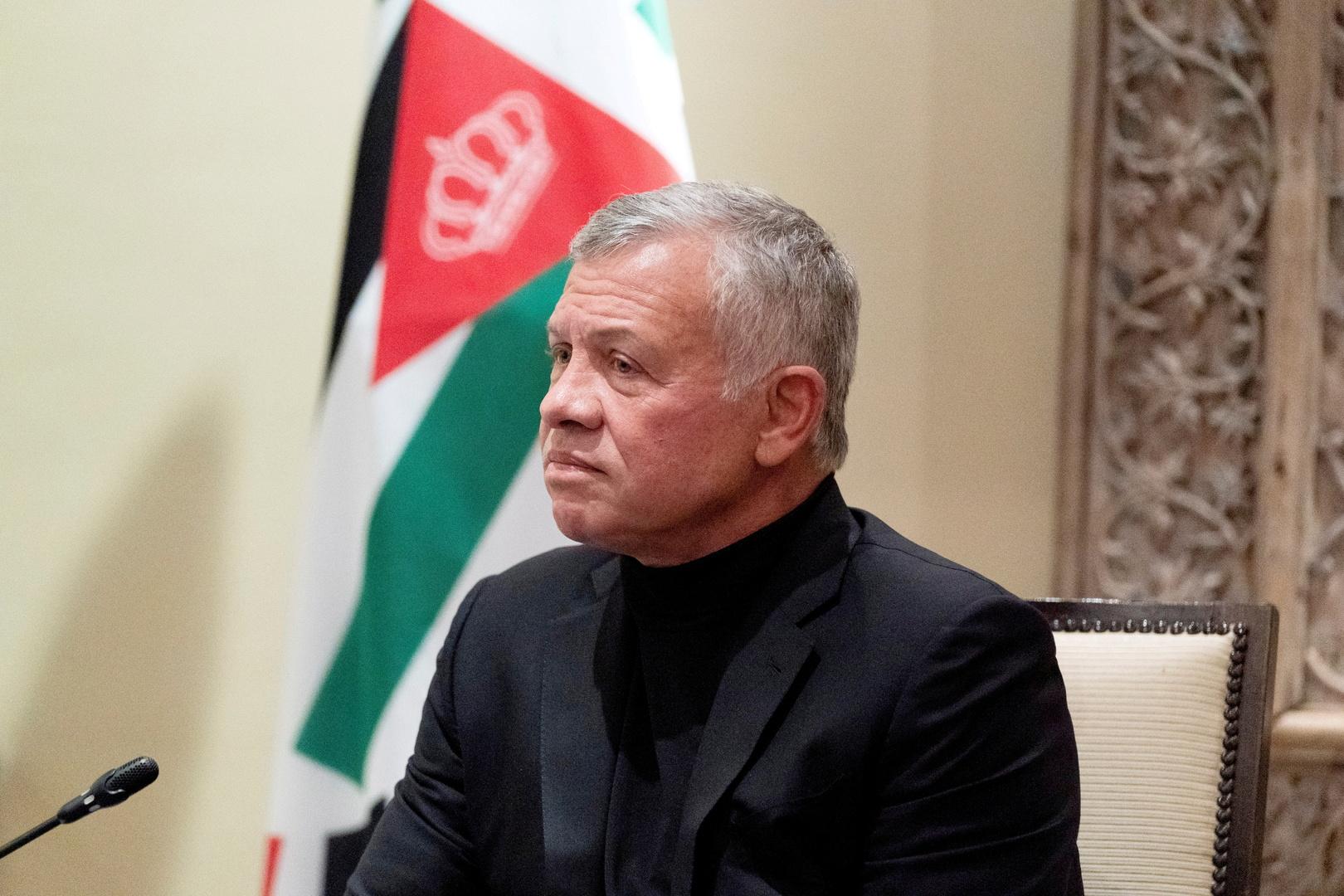 ملك الأردن: نتعرض لحملات استهداف بعد أي إنجاز