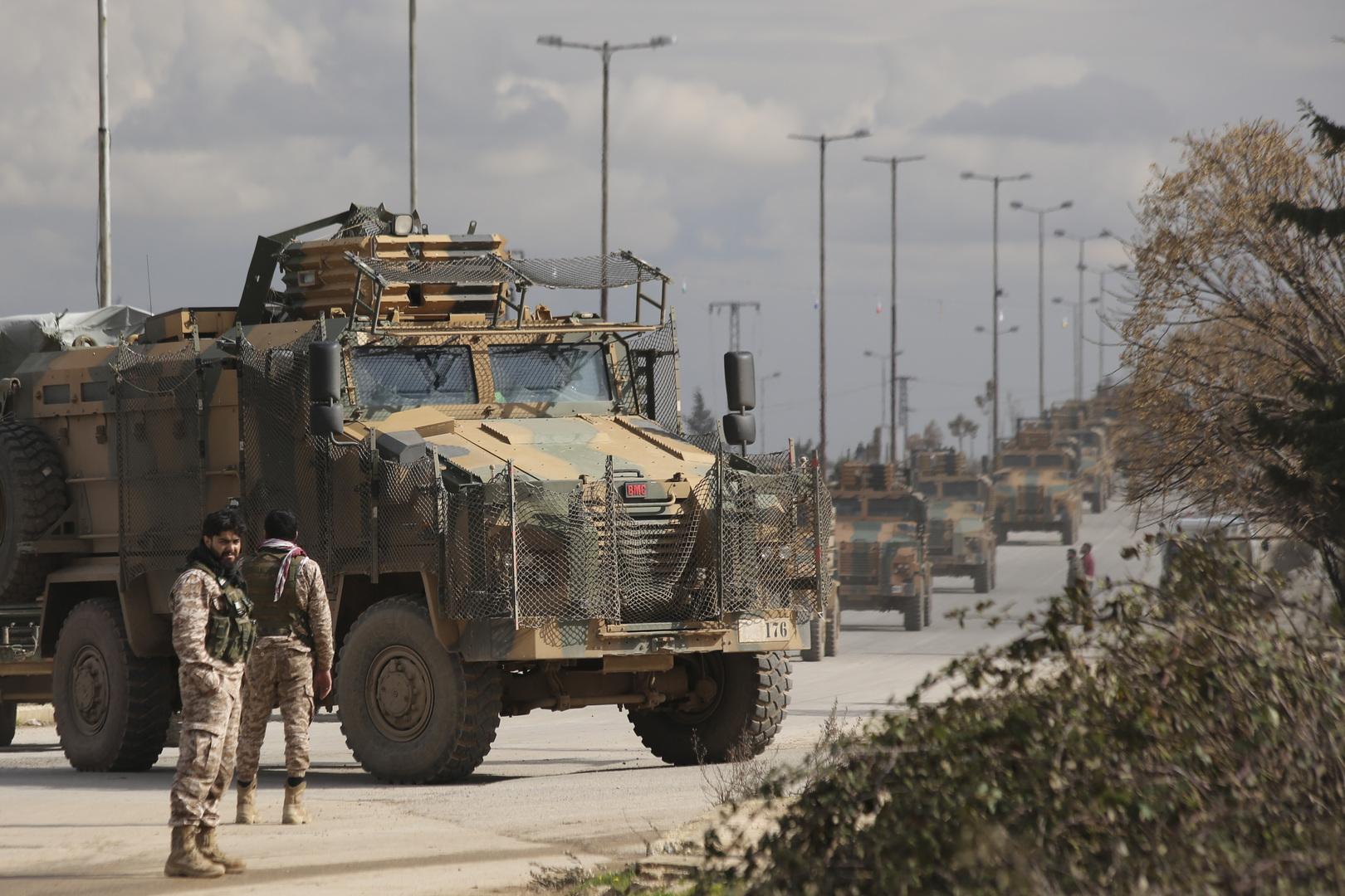روسيا تعرض وساطتها بغية تفادي عملية تركية جديدة في سوريا