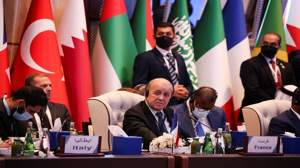 فرنسا: مؤتمر ليبيا يدعم خطة