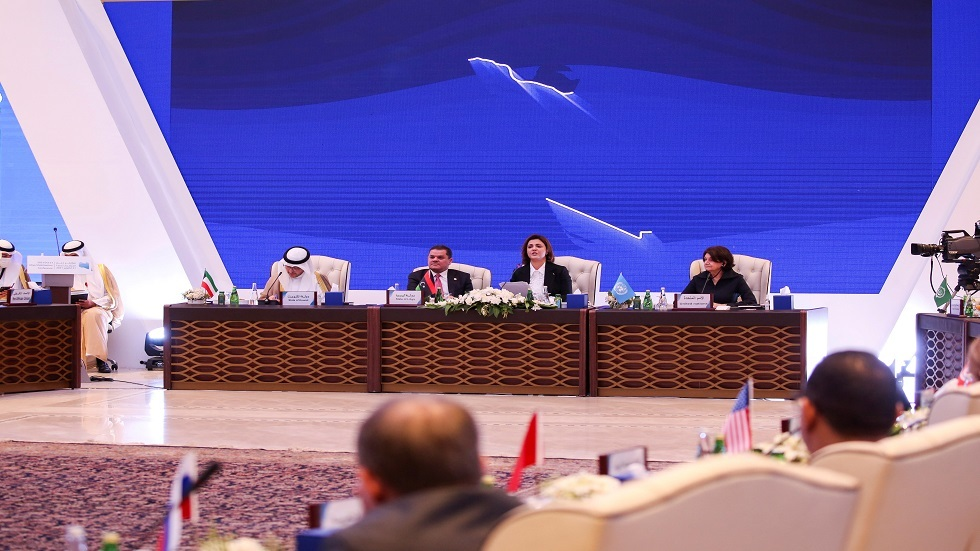 بيان مؤتمر استقرار ليبيا: رفض التدخلات الخارجية ودعم حكومة الوحدة الوطنية