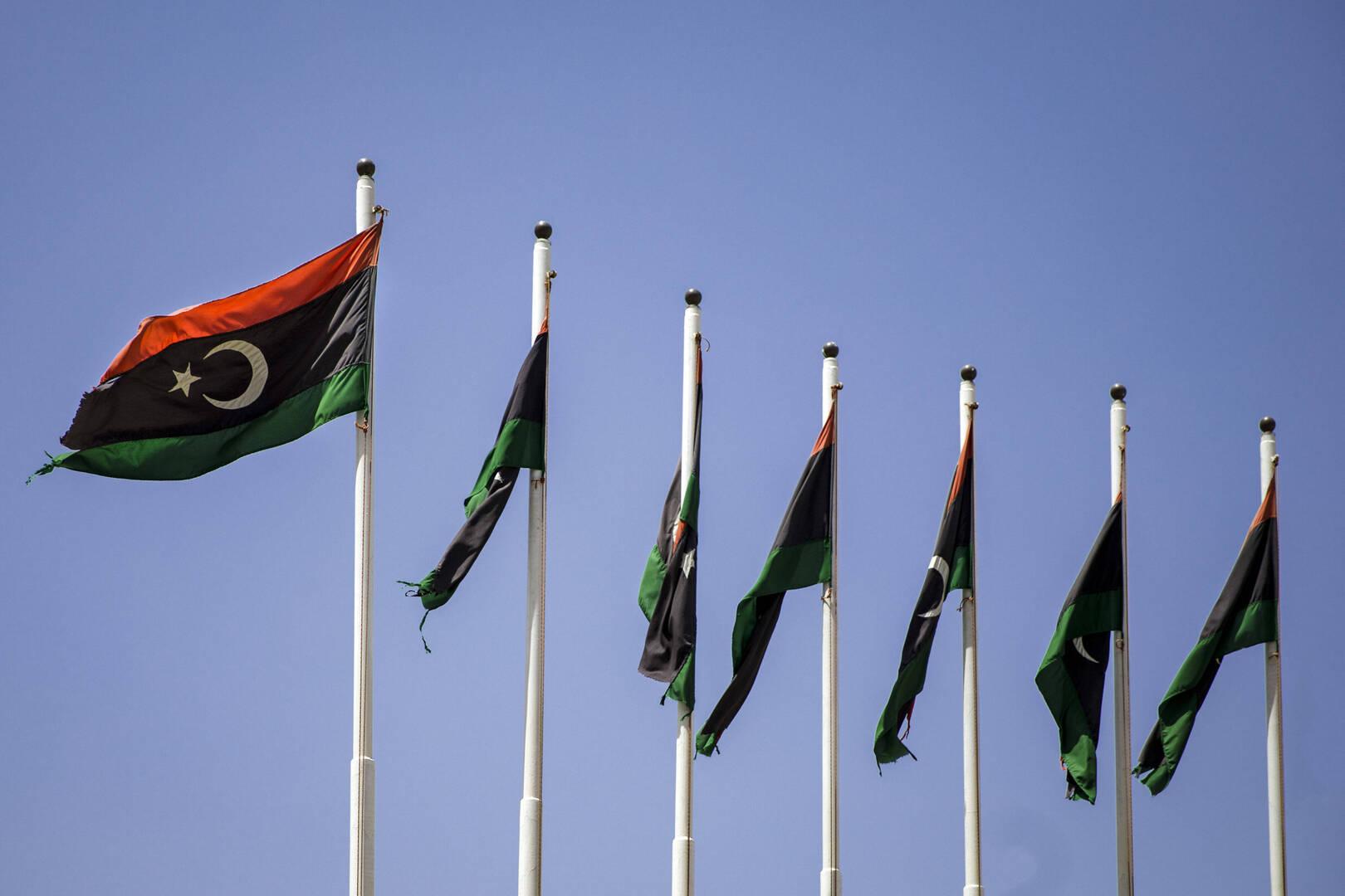 المجلس الرئاسي الليبي يشيد بدور مصر الداعم للتسوية السياسية في البلاد