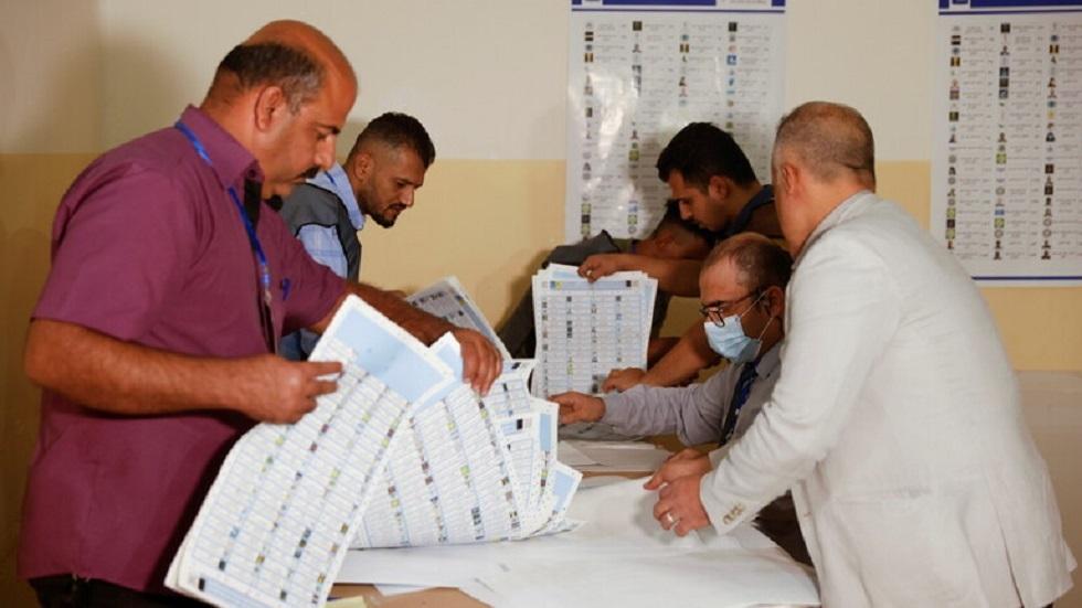 فرز الأصوات في الانتخابات العراقية - أرشيف