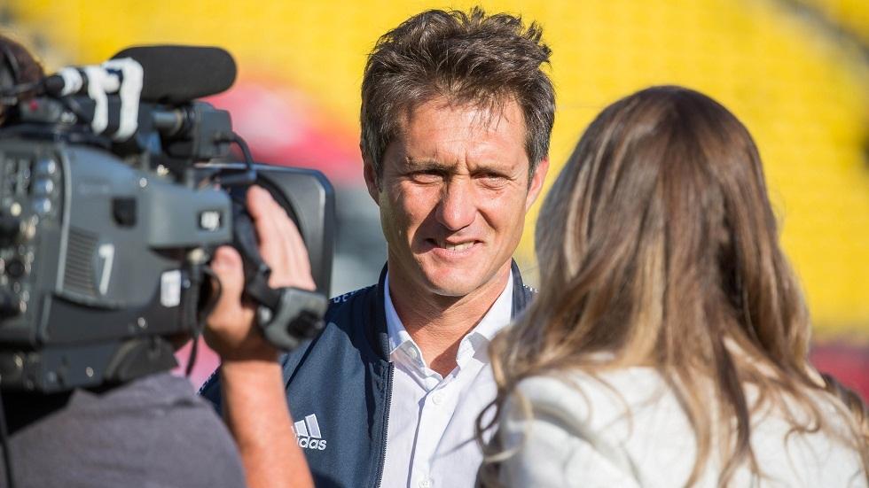 رسميا.. الأرجنتيني سكيلوتو مدربا جديدا لمنتخب الباراغواي