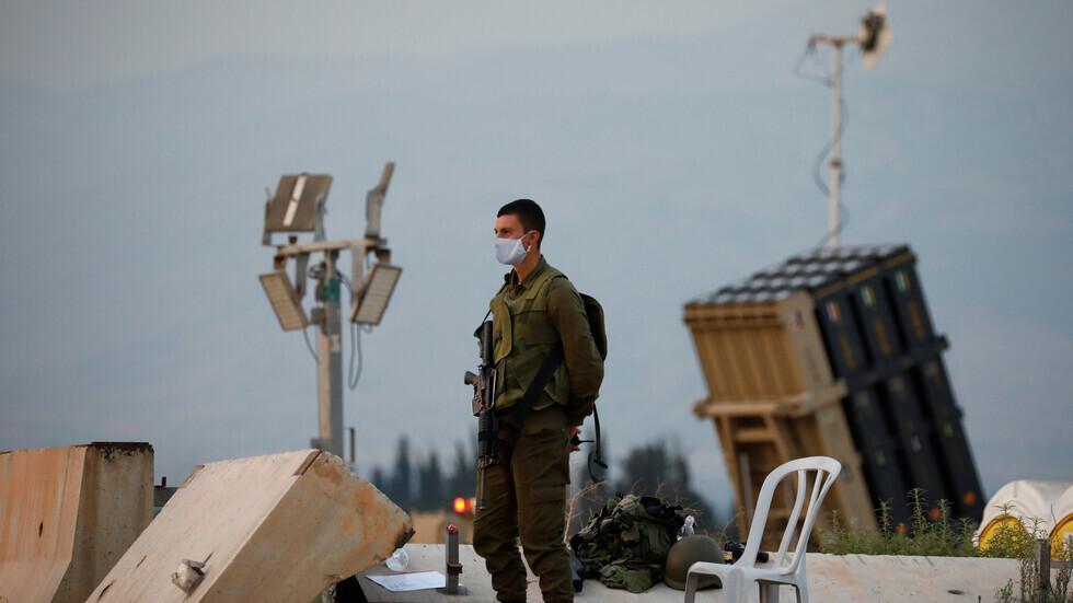 نظام القبة الحديدية الإسرائيلي
