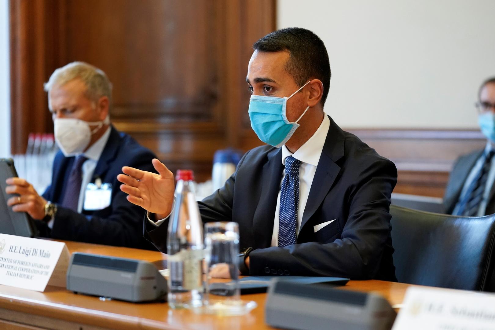روما: ليبيا مستقرة تعني أيضا أوروبا أكثر أمانا