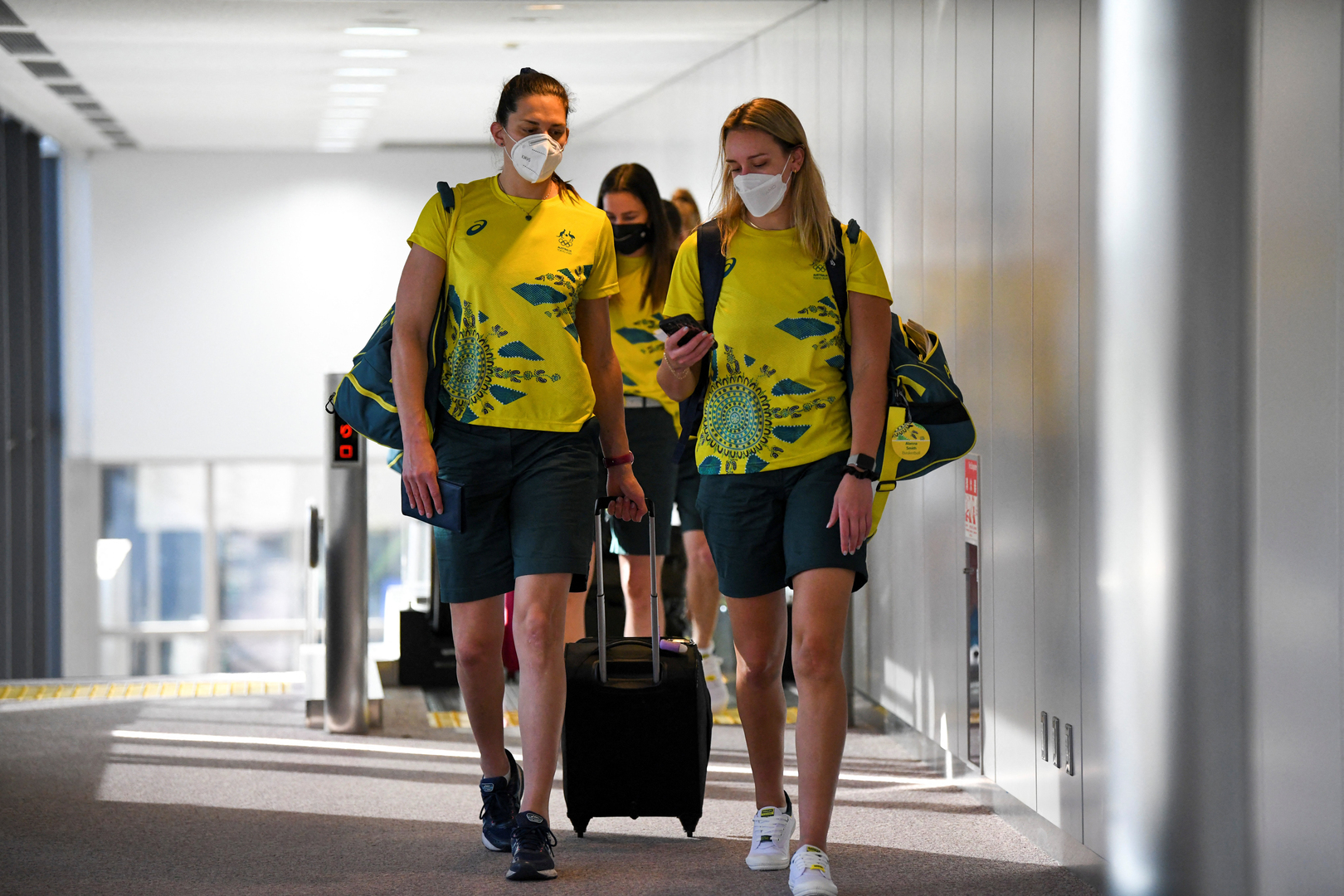 منتخب أستراليا النسائي يواجه البرازيل وديا اليوم
