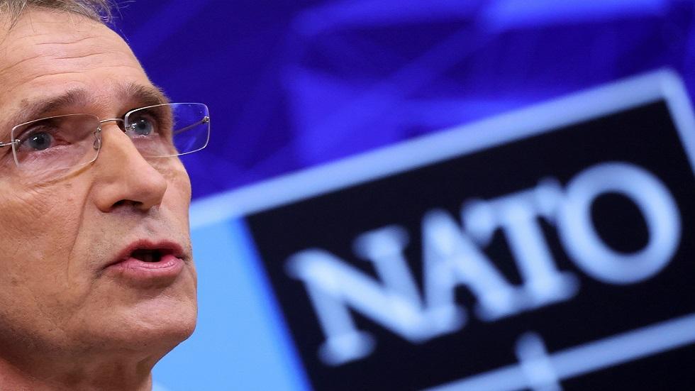 ستولتنبرغ: الناتو حلف دفاعي ولا ينبغي على روسيا أن تقلق