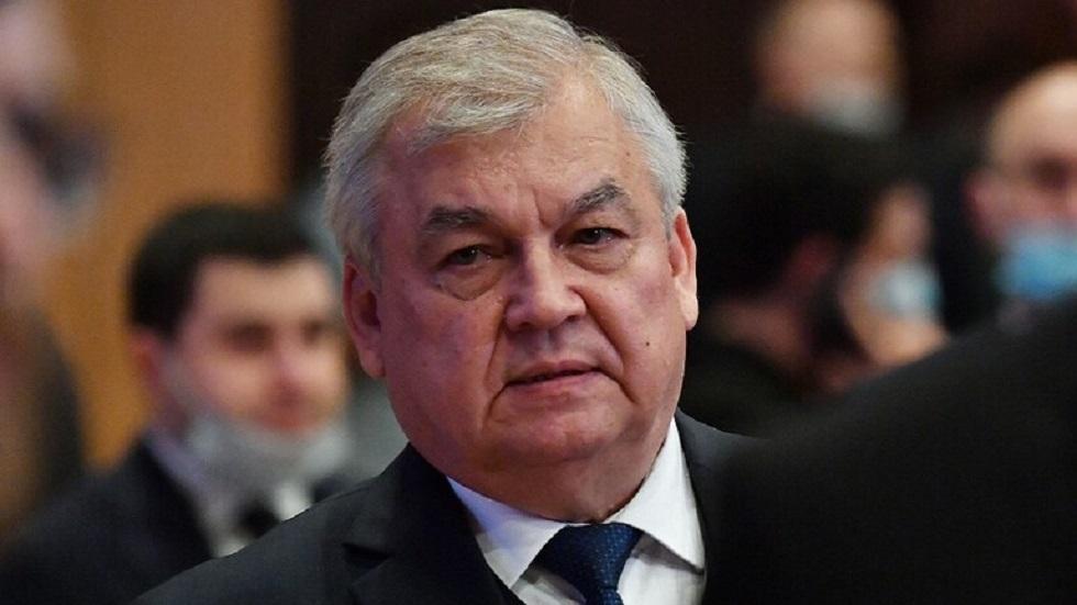 ألكسندر لافرينتيف، المبعوث الخاص للرئيس الروسي إلى سوريا