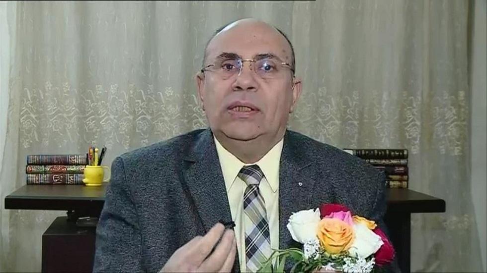 الداعية والأكاديمي المصري الدكتور مبروك عطية