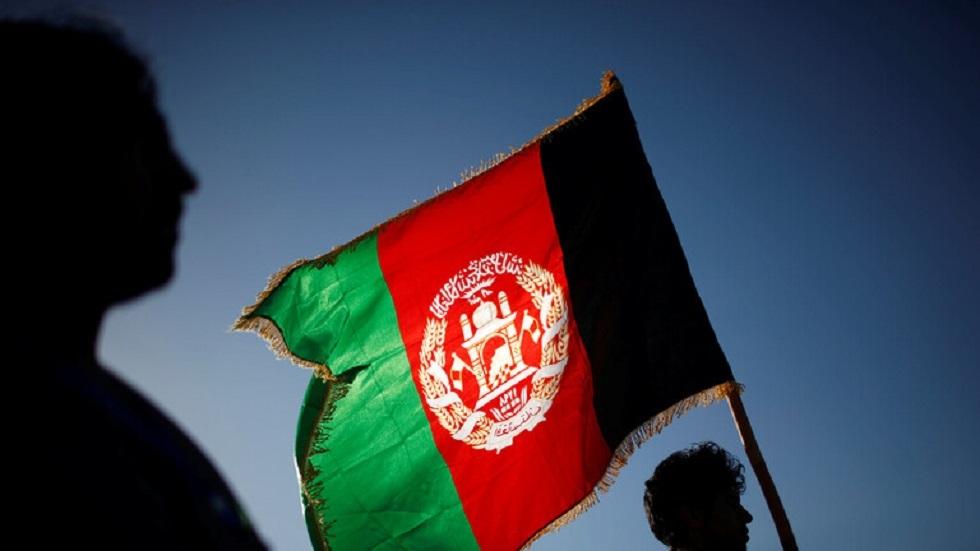 العلم الأفغاني - أرشيف