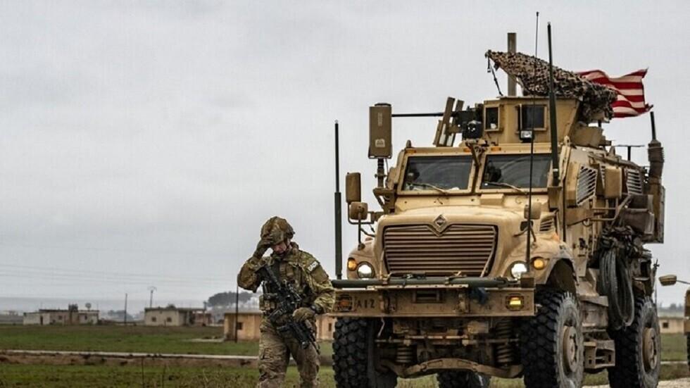 قوات أمريكية في سوريا -أرشيف-