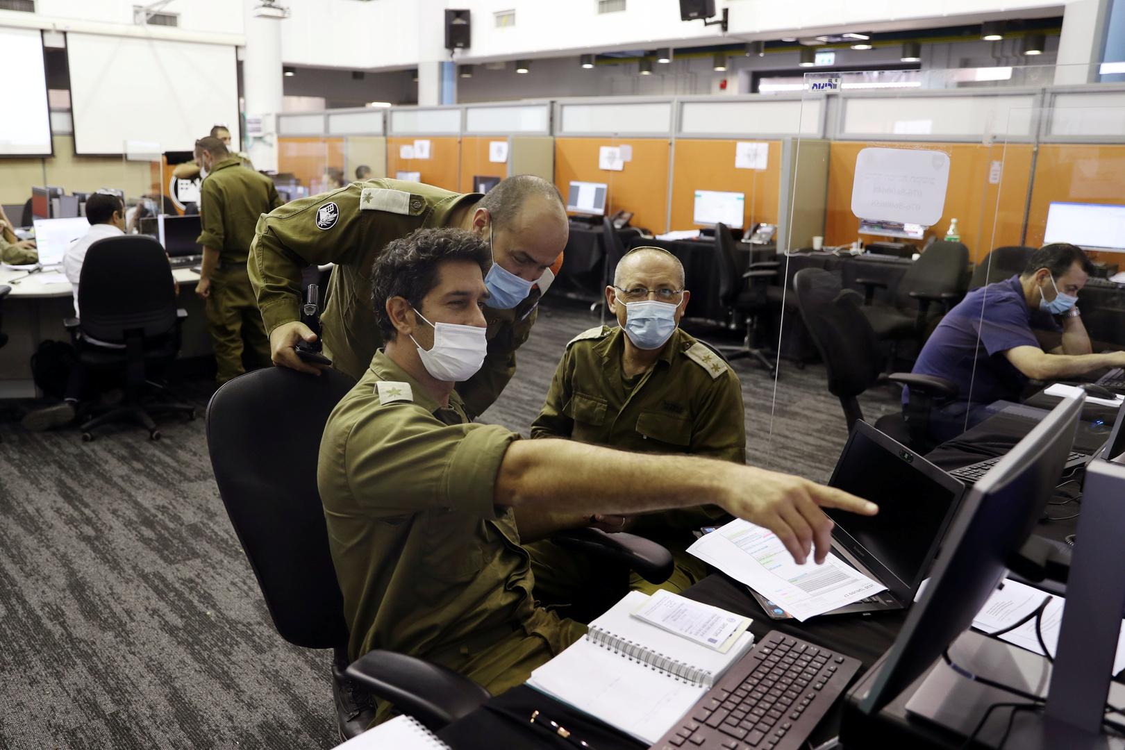 الجيش الإسرائيلي: إحباط محاولة تهريب أسلحة ومخدرات من الأراضي اللبنانية (صورة)